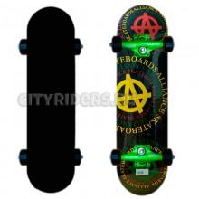 Скейтборд Auckland-type 4
