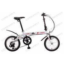Складной велосипед Langtu TR 016