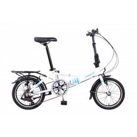 Складной велосипед Langtu KH 17 фото
