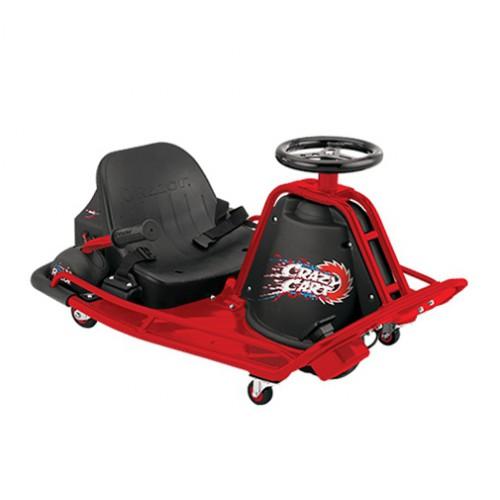 Электрокарт Razor Crazy Cart фото