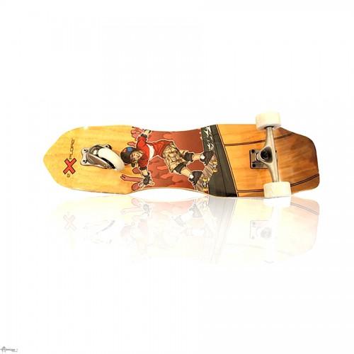 Двухколесный скейт Explore CROSSBOARD фото