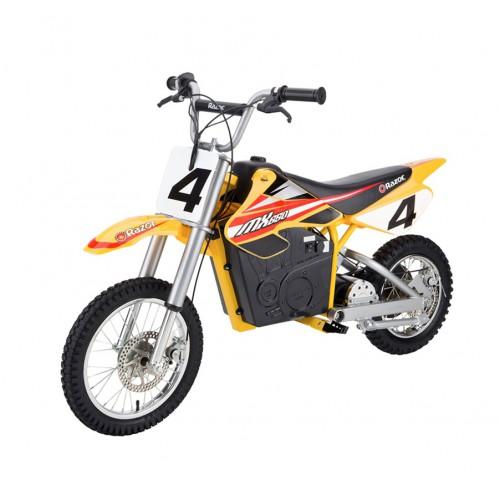 Электромотоцикл Razor Dirt Rocket MX650 фото