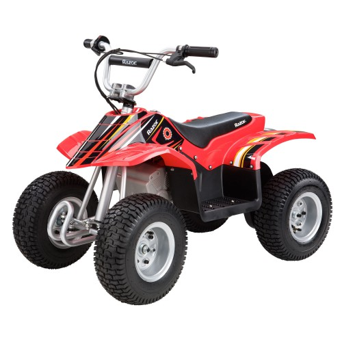 Электроквадроцикл Razor Dirt Quad фото