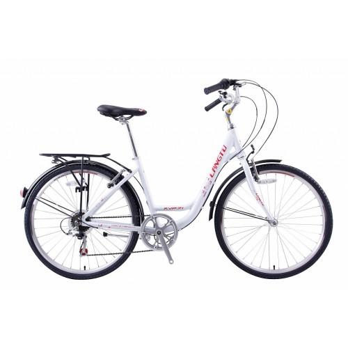 Комфортный велосипед Langtu KVP 7.1 фото