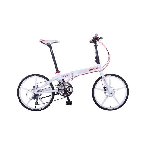 Складной велосипед Langtu K 16 STP фото