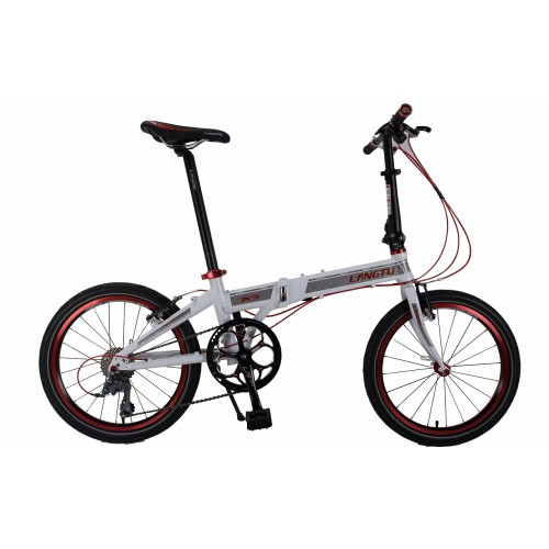 Складной велосипед Langtu K 8 фото