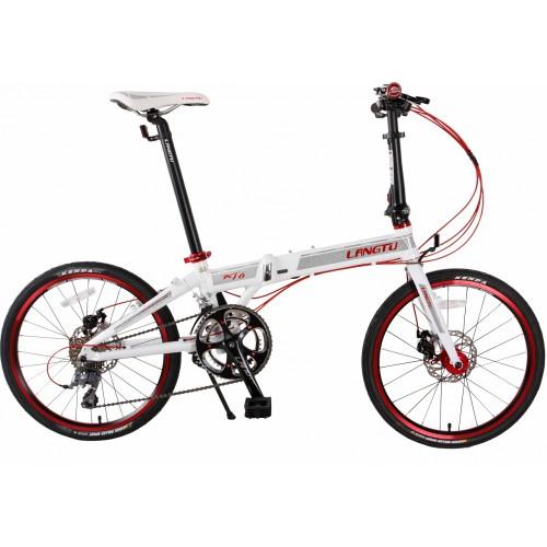 Складной велосипед Langtu K16 фото