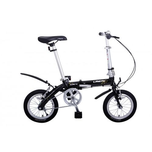 Складной велосипед Langtu KR 14 фото