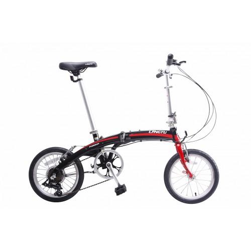 Складной велосипед Langtu KW 017 фото
