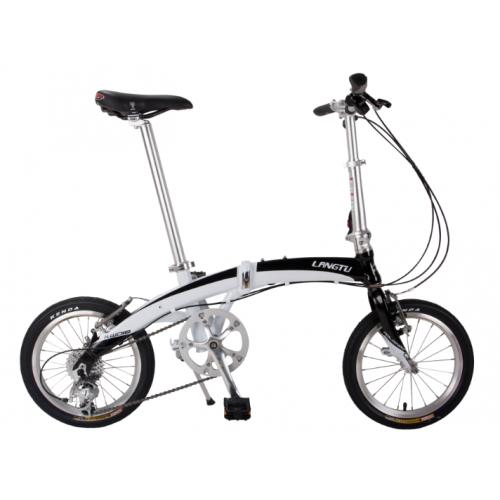 Складной велосипед Langtu KW 018 фото