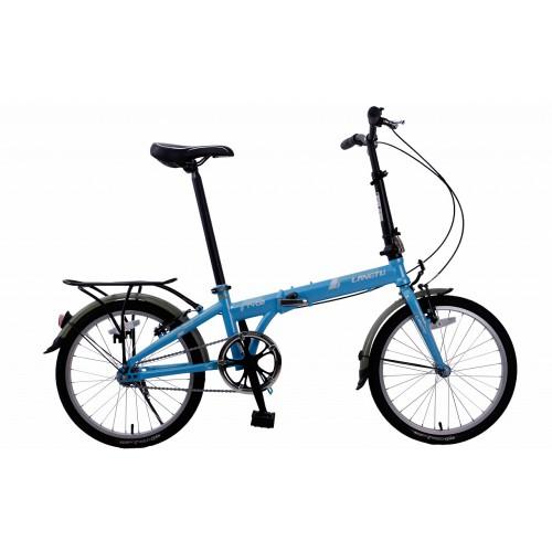 Складной велосипед Langtu TY 02 фото