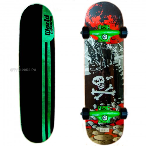 Скейтборд Vulkan-type 1 фото