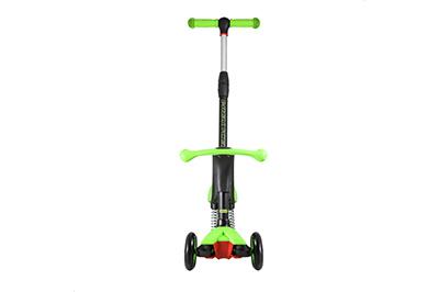 Зеленый самокат TT Genius фото