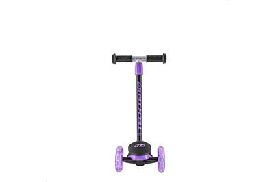 Фиолетовый складной самокат Lambo