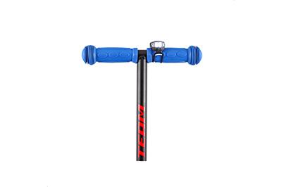 Синий самокат TechTeam руль