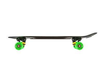 Черный скейт ребенку