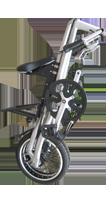 Citybike сложенный